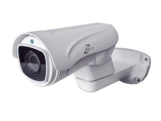 กล้องวงจรปิดอินฟาเรด ระบบไอพี IP แบบซูมได้หมุนได้รอบทิศทางPTZ Bullet