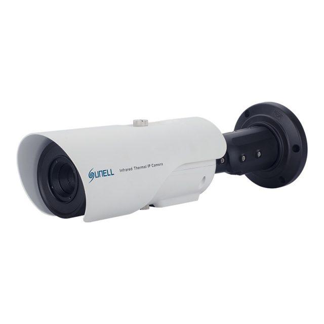 กล้องวงจรปิดตรวจจับอุณหภูมิ ความร้อน ระบบ ไอพี Sunell