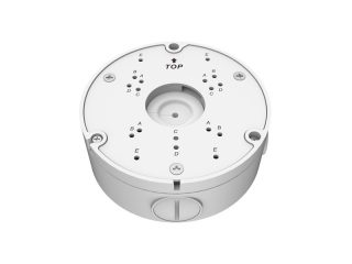 กล่องเก็บสายกล้องวจรปิด CCTV Dome ( Junction Box ) รุ่น SN-CBK649A