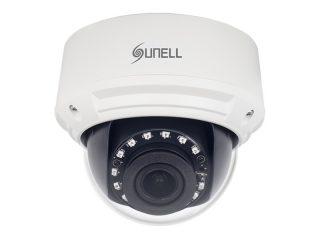 กล้องวงจรปิดโดม คมชัด 2 ล้านพิกเซล Sunell รุ่น SN-IPV5820EEAR-Z